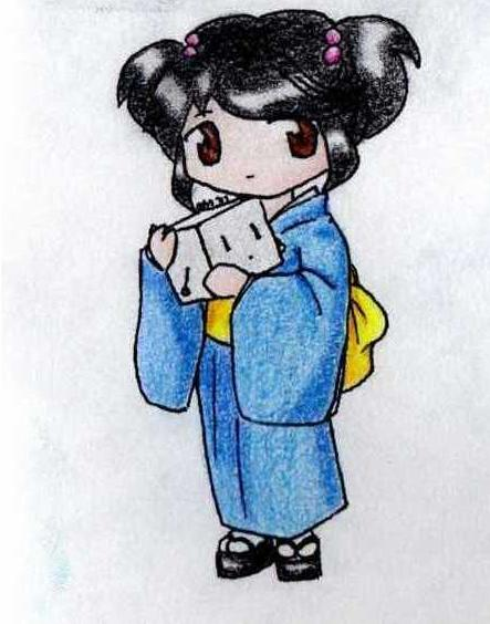 Mascot: TOFU by Yunagi-chan