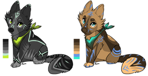 Wolf adopts [CLOSED]