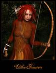 Elithia Grimware by Bloodredsangre