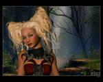 Aleria by Bloodredsangre