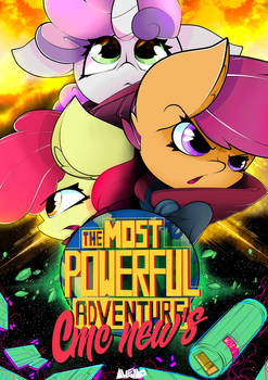 THE MOST POWERFUL ADVENTURE Cmc new's