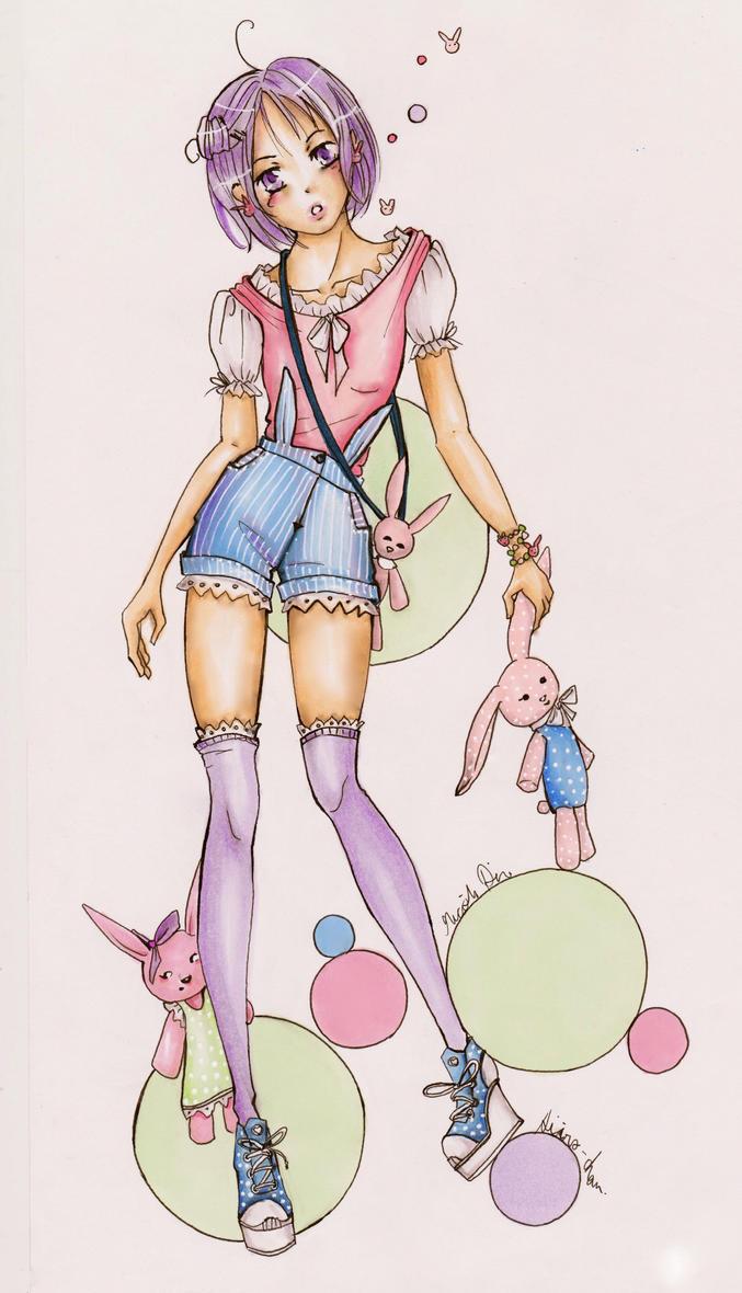 Bunny by HiiroNoYuki