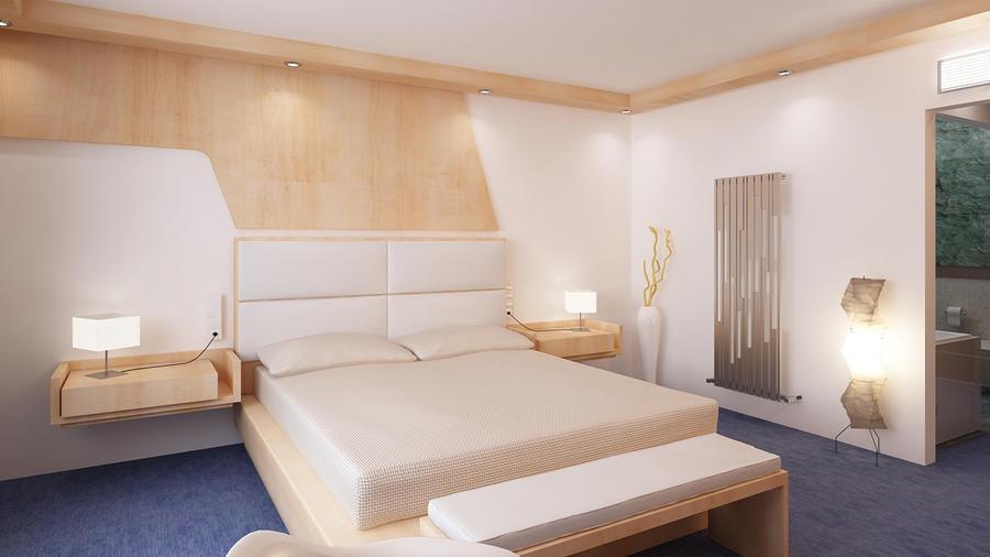 Hotel Room Design by Minifoo on DeviantArt