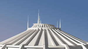 Space Mountain - Day