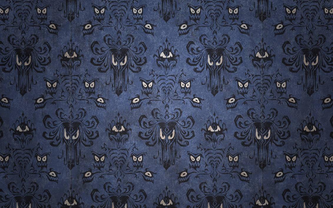 Haunted Mansion - Eerie Eyes by louiemantia