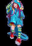 animeRender-AsadaShino