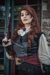 The Fiery Templar- Elise de la Serre