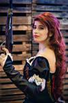 Elise de la Serre cosplay- Ball Gown