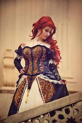 Madame de la Serre ( Elise de la Serre Ball Gown ) by BougainvilleaGlabra
