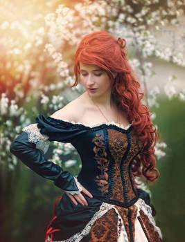 Gardens of Versailles- Elise de la Serre