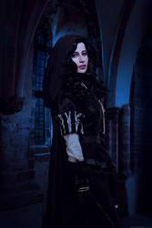 Yennefer of Vengerberg cosplay