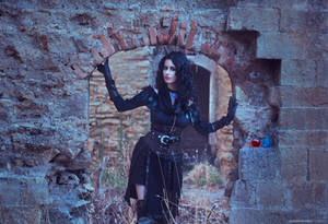 Yennefer of Vengerberg Alternative Cosplay