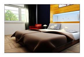 Hotel room by kromrt