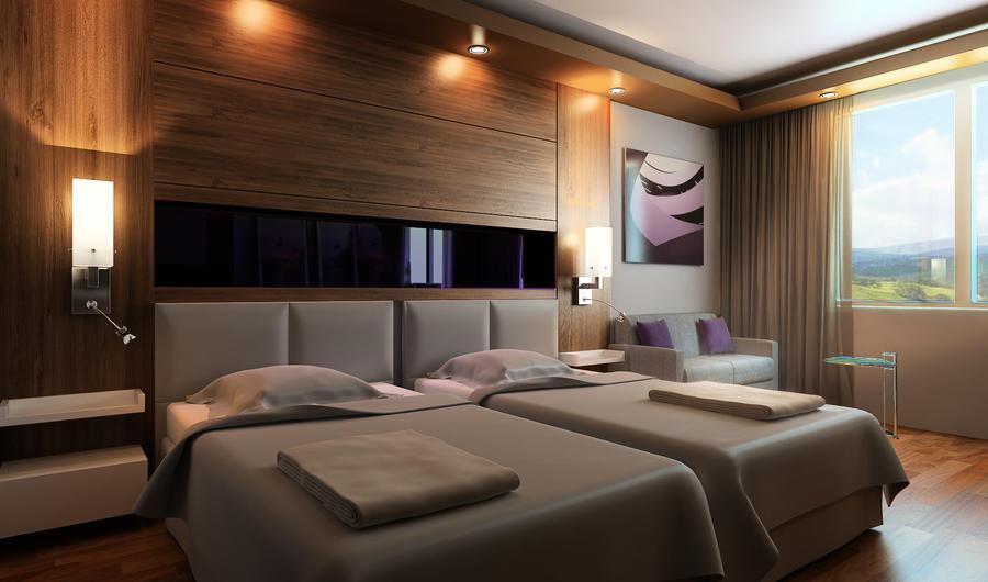 hotel room room room