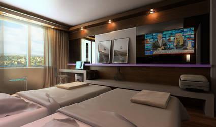 hotel room room room 2