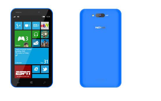 Lumia 860 Concept (1)