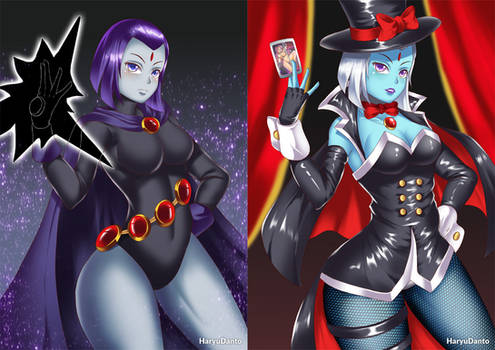 Raven to Ravebo (before-after)