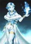Alternative Ice Queen Elsa