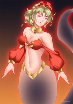 Slave Genie Terra