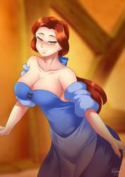 Bimbette Belle by HaryuDanto