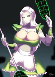 Robo Maid Samantha
