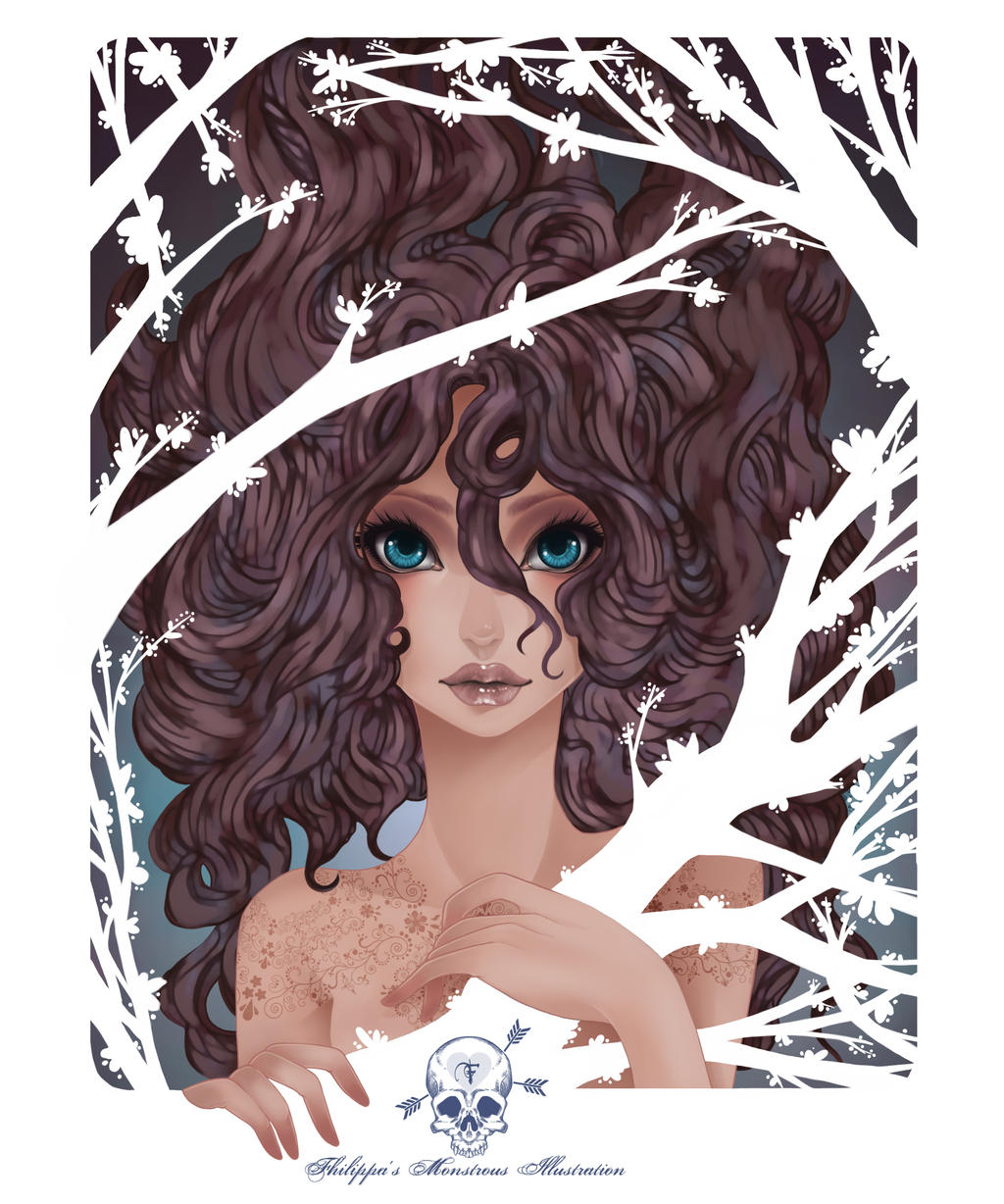 Tree Hugging girl by Viking-Princess on DeviantArt