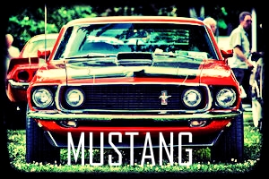 Sexy Mustang by bluebacon123