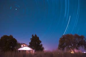 Star Trails by phoenixfire530