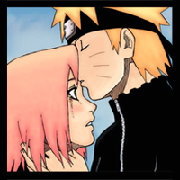 NaruSaku - A Kiss for you by LucarioRose24
