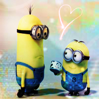 Minions icon - Dispicable Me by LucarioRose24