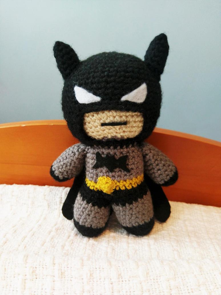 Little Batman! by jenny3793