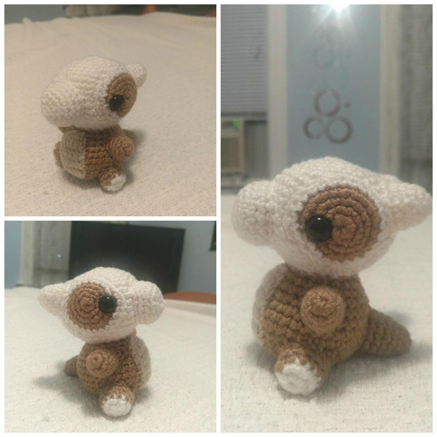 Little Cubone! by jenny3793