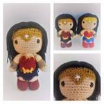 Mini Wonder Woman 2.0!