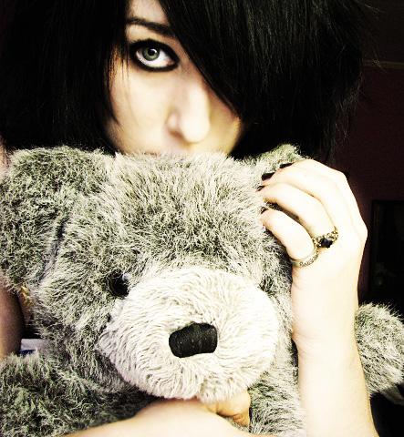 Teddy Bear by solagratia
