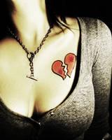 Broken Heart by solagratia