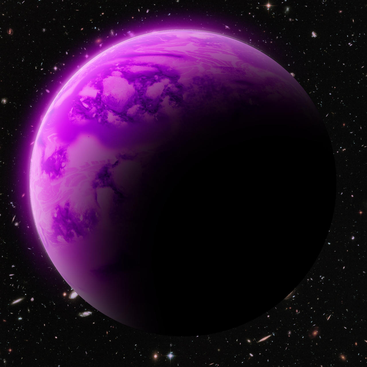 cool made up planets - photo #19