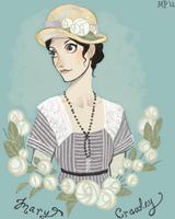 Lady Mary by Trouillefou