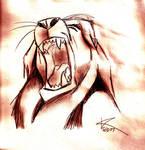 mufasa 'roar'