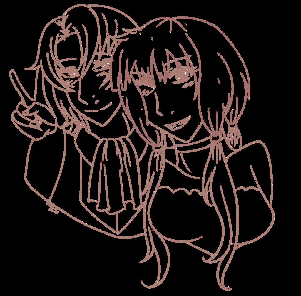 Our friendship .:Com:. by KuudereSenpai on DeviantArt