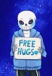 .:free hugs for 5000g:. by KuudereSenpai