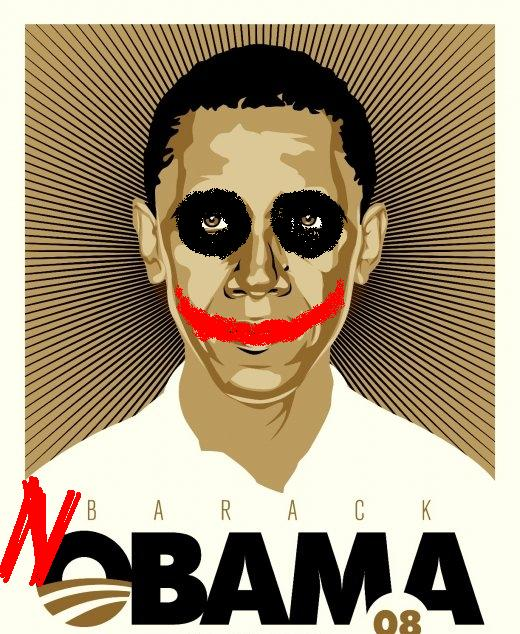 Nobama by honestgeorge