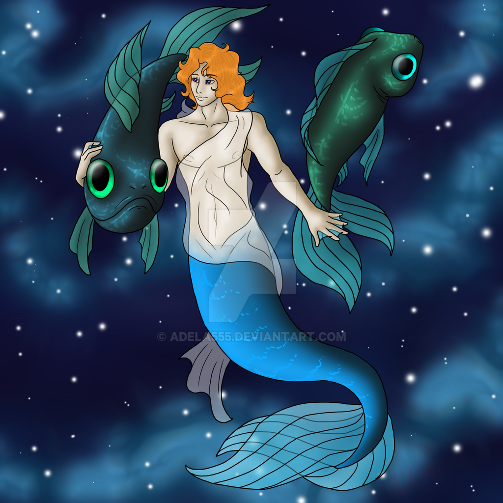 Pisces by Adela555