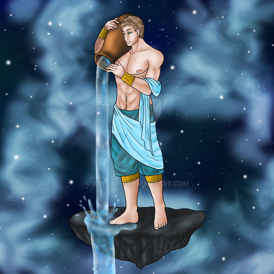 Aquarius by Adela555