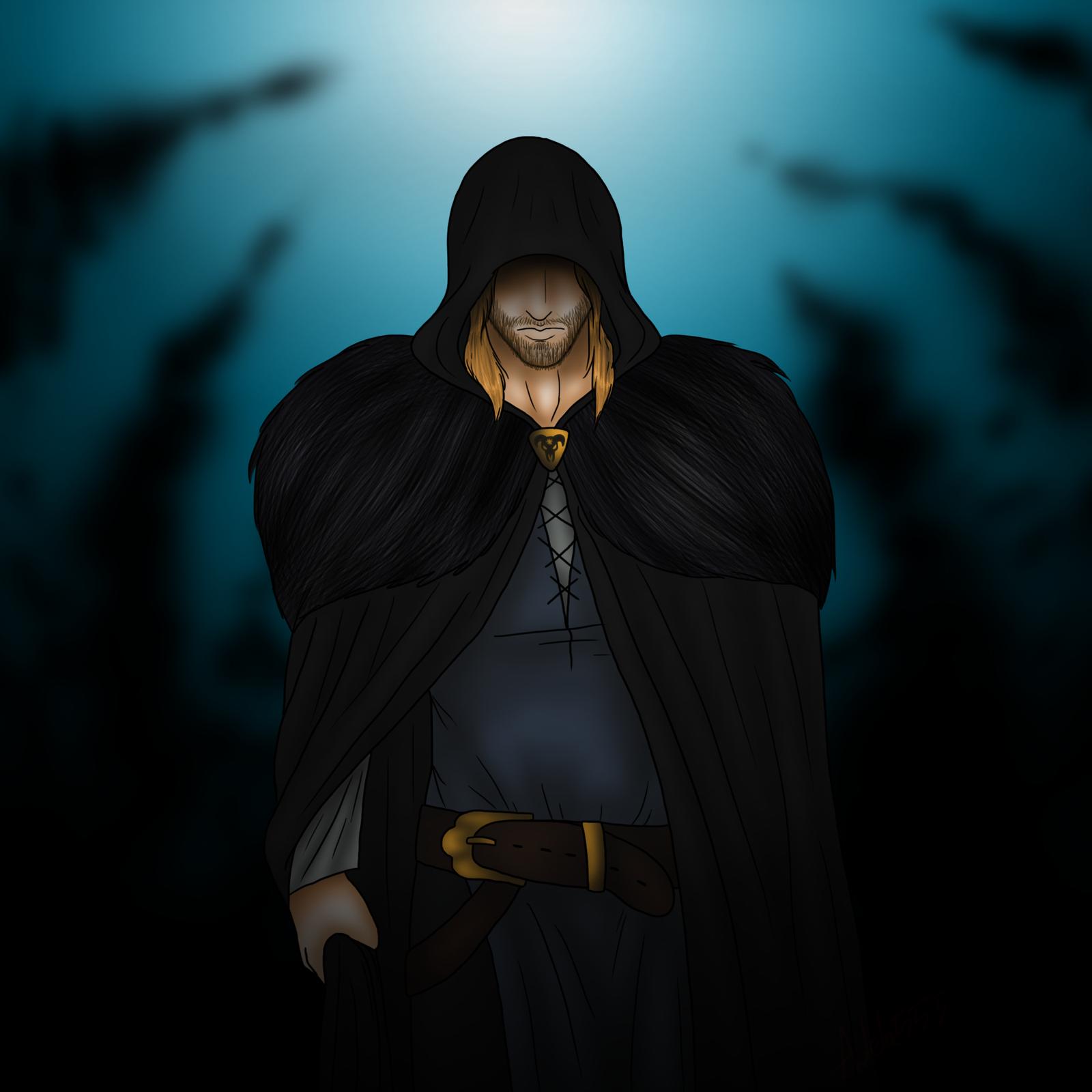Dark times by Adela555