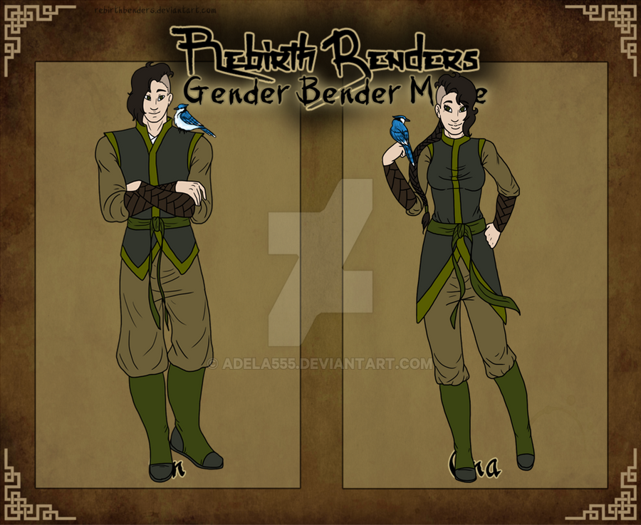 RB - Gender Bender Izu by Adela555