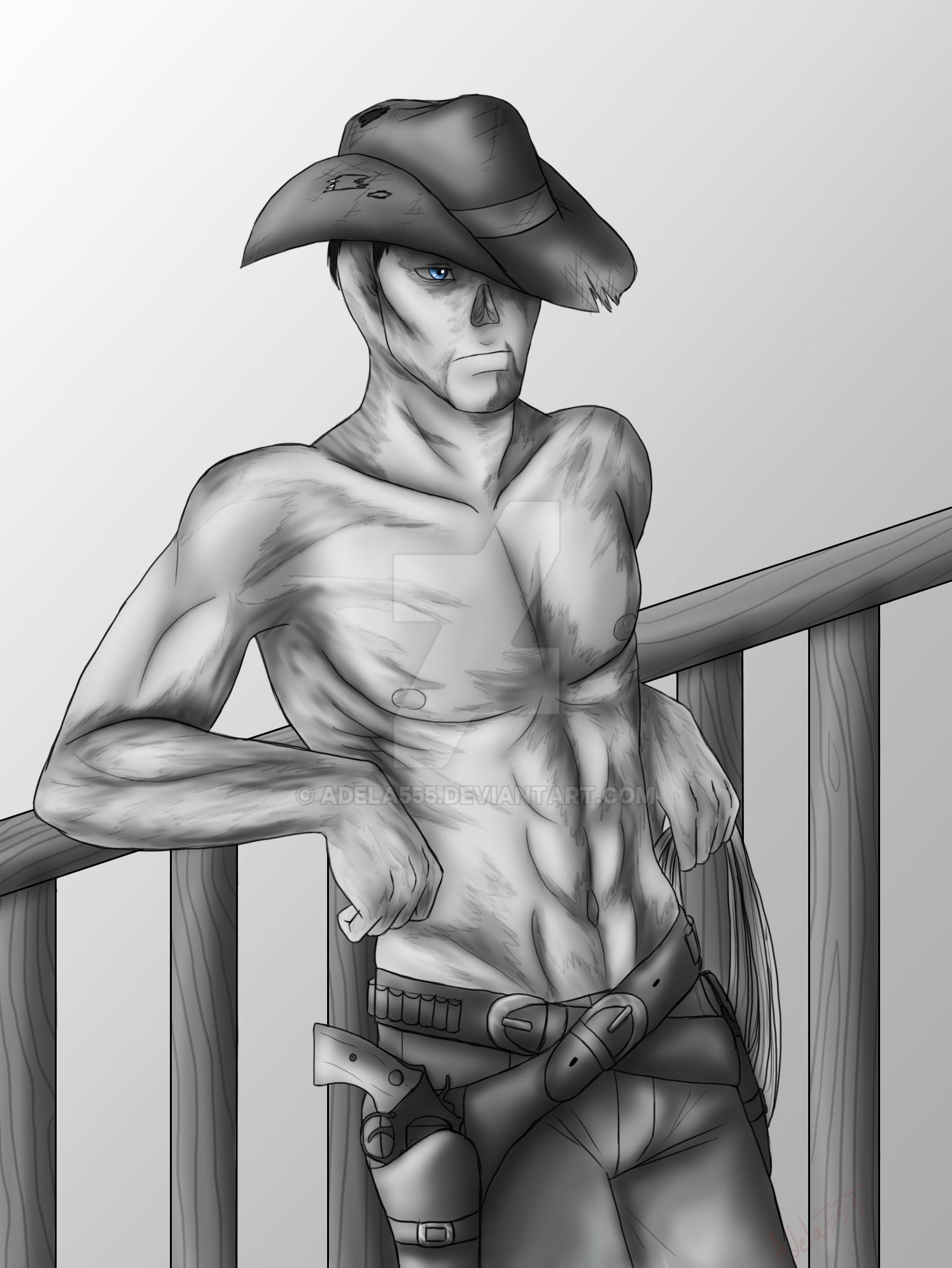 Cowboy by Adela555