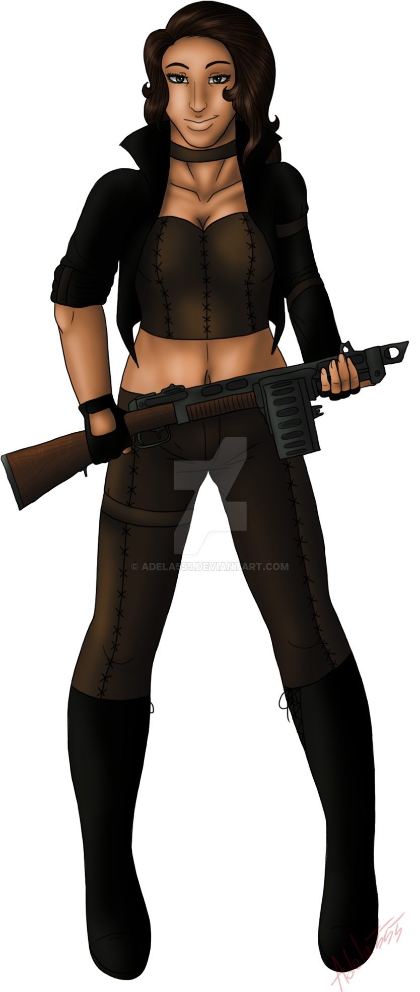 Black Betty by Adela555