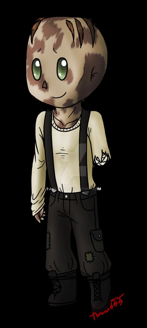 Chibi Cynamon by Adela555