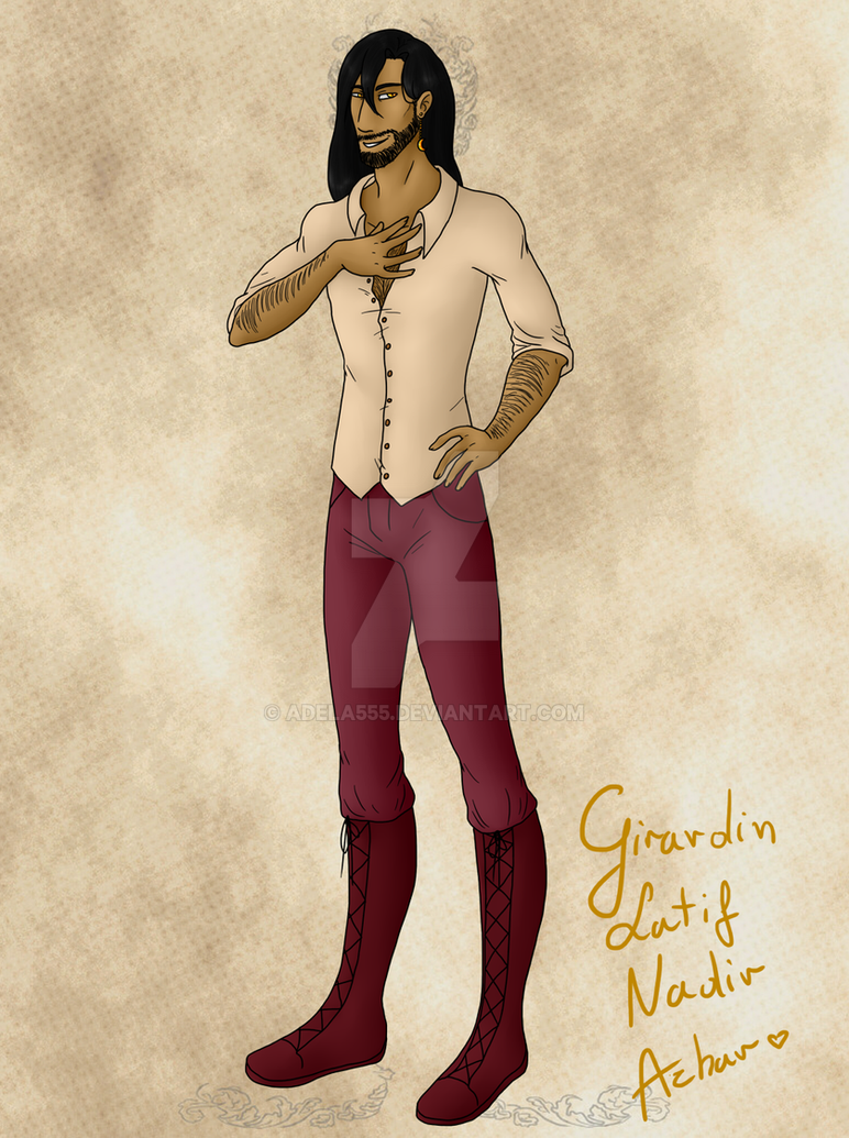 AD - Girardin by Adela555