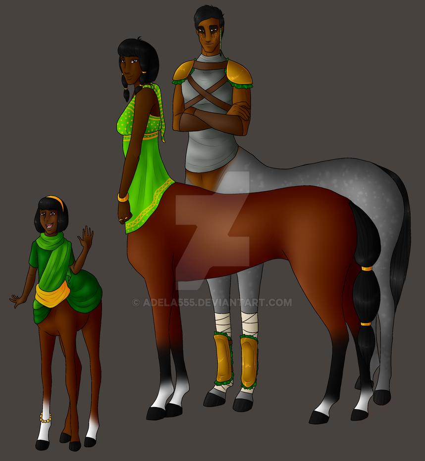 Rodzina Cichego by Adela555